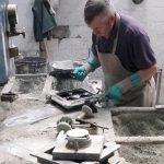Fabricación de Baldosa Hidráulica